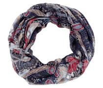 Loop-Schal mit Paisleymuster