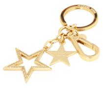 Schlüsselanhänger mit Stern-Anhängern