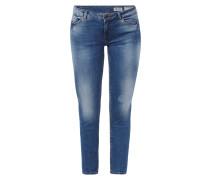 Minnie Skinny Jeans im Used Look