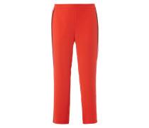 Track Pants mit elastischem Bund