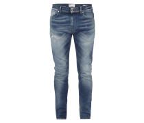 Destroyed Skinny Fit Jeans