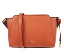 Crossbody Bag in Leder-Optik Modell 'Filippa'