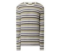Pullover aus Bio-Baumwolle Modell 'Straai'