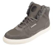 High Top Sneaker mit Schnürverschluss