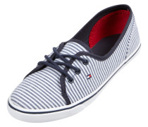 Sneaker mit Streifenmuster