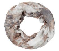 Loop-Schal mit Sternmuster