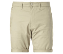 Straight Fit Bermudas mit Stretch-Anteil