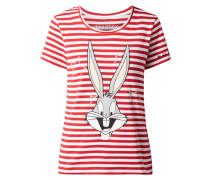 T-Shirt mit Bugs Bunny©-Print
