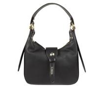 Hobo Bag aus Leder Modell 'Greta'