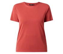 T-Shirt aus Modalmischung Modell 'Columbine'