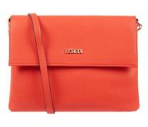Crossbody Bag in Leder-Optik Modell 'Olivia'