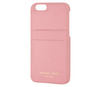 iPhone 6 Case mit Lederbesatz