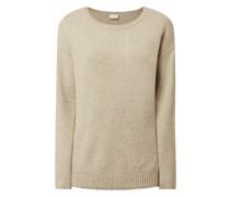 Pullover aus Viskosemischung Modell 'Viril'