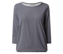 Shirt mit Streifenmuster Modell 'Pepipe'