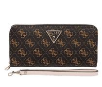 Portemonnaie mit Logo-Muster Modell 'Ambrose'
