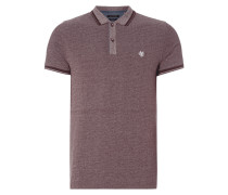 Shaped Fit Poloshirt aus Baumwoll-Piqué