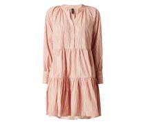 Kleid aus Bio-Baumwolle Modell 'Sufilla'