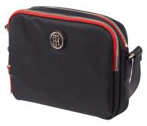 Crossbody Bag mit Reißverschlussfächern
