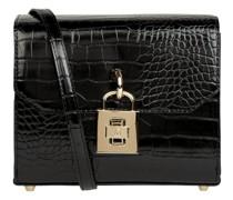 Crossbody Bag in Kroko-Optik