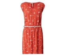 Kleid aus Viskose Modell 'Carolina'