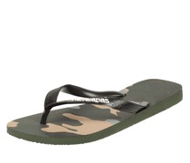 Zehentrenner mit Camouflage-Muster Modell 'Camu'
