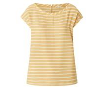 Bluse aus Viskose Modell 'Faune'