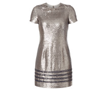 GIGI Kleid mit Pailletten-Besatz
