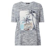 PLUS SIZE - Blusenshirt mit Foto-Print