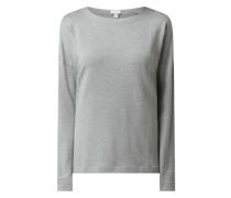 Shirt mit überschnittenen Schultern Modell 'Balance'