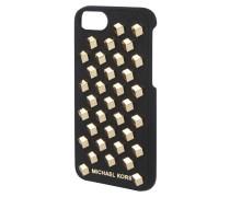 iPhone Case mit Nietenbesatz