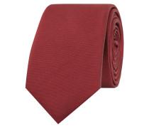 Krawatte mit schmaler Form