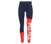 Leggings in Logo-Farben