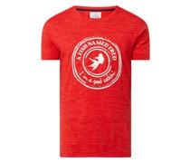 T-Shirt mit Bio-Baumwolle