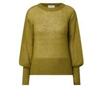 Pullover mit Woll-Anteil Modell 'Nuchantal'