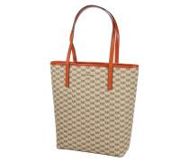 Tote Bag mit Logo-Muster