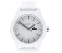 Uhr mit Silikonarmband
