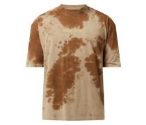 T-Shirt aus recycelter Baumwolle - MATW X REVIEW