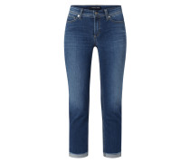 Skinny Fit Jeans mit Stretch-Anteil Modell 'Piper'