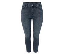 PLUS SIZE Skinny Fit Jeans mit Stretch-Anteil