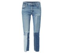 Original Fit 5-Pocket-Jeans im Destroyed Look