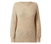 Pullover mit Alpaka-Anteil Modell 'Imaya'