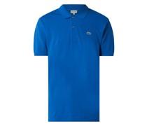 Classic Fit Poloshirt aus Piqué