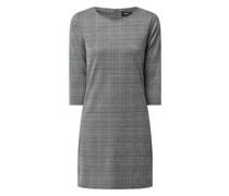 Kleid mit Glencheck Modell 'Brilliant'