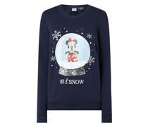 Sweatshirt mit 'Mickey Mouse©'-Print