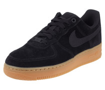 Sneaker 'Air Force 1 '07' aus Veloursleder