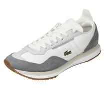 Sneaker mit Kontrastbesatz Modell 'Match Break'