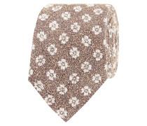 Krawatte in Boucléoptik