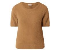 Pullover mit Rundhalsausschnitt Modell 'Helly'