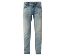 Slim Fit Jeans mit Stretch-Anteil Modell 'Razor'