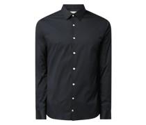 Extra Slim Fit Business-Hemd aus Popeline Modell 'Filbrodie'